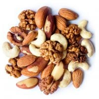 Organic Mixed Raw Nuts