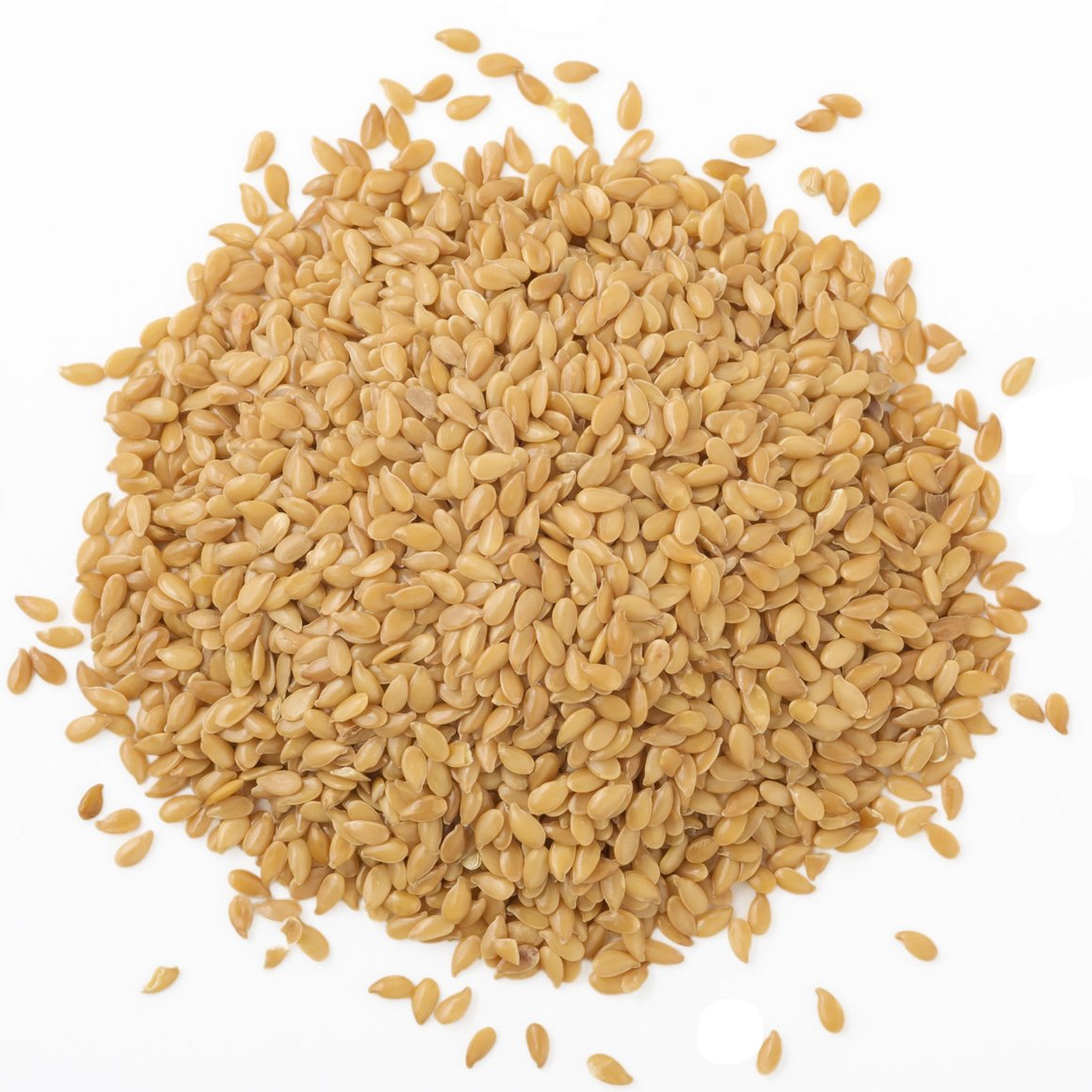 Organic Whole Golden Flaxseed