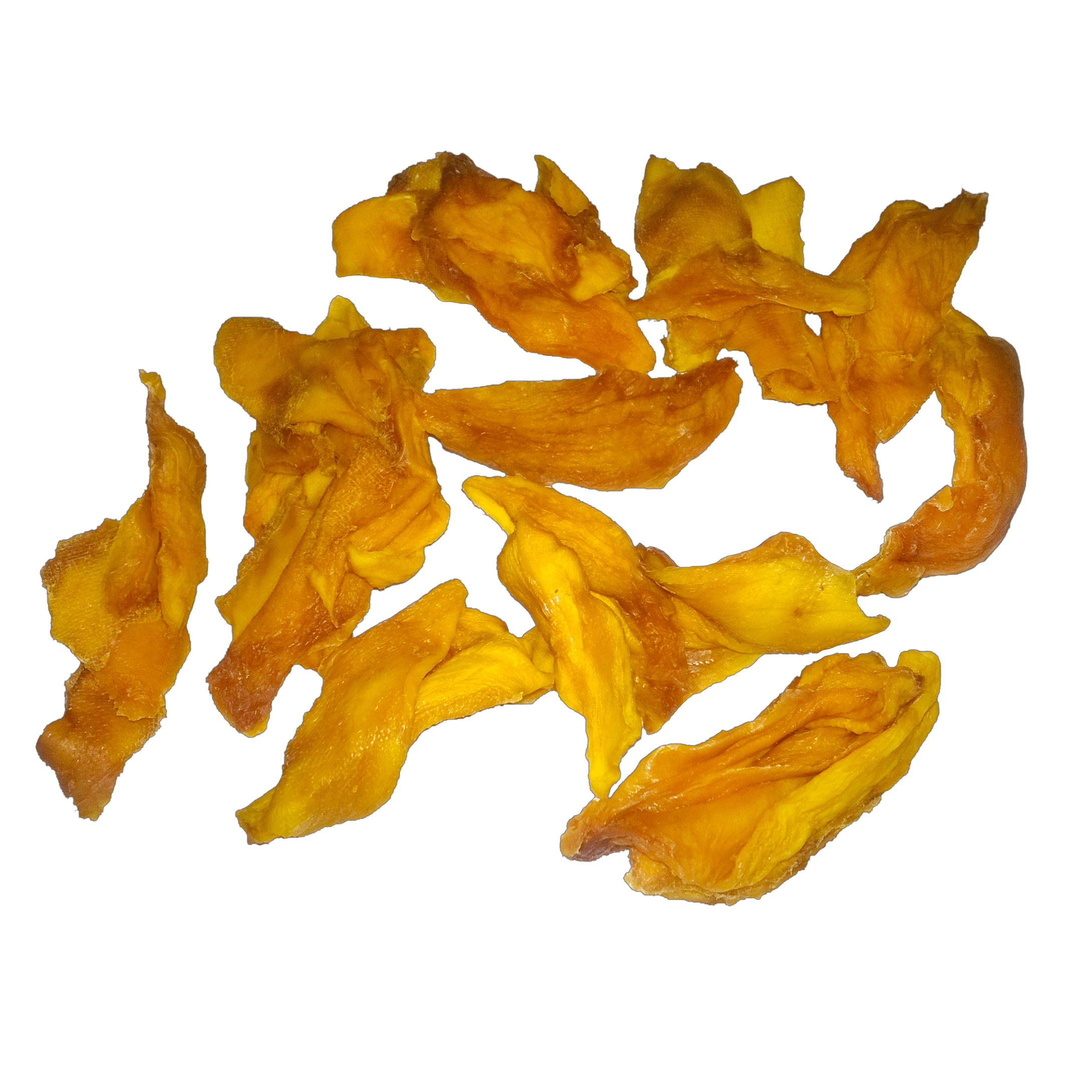 Organic Mango Strips without bag
