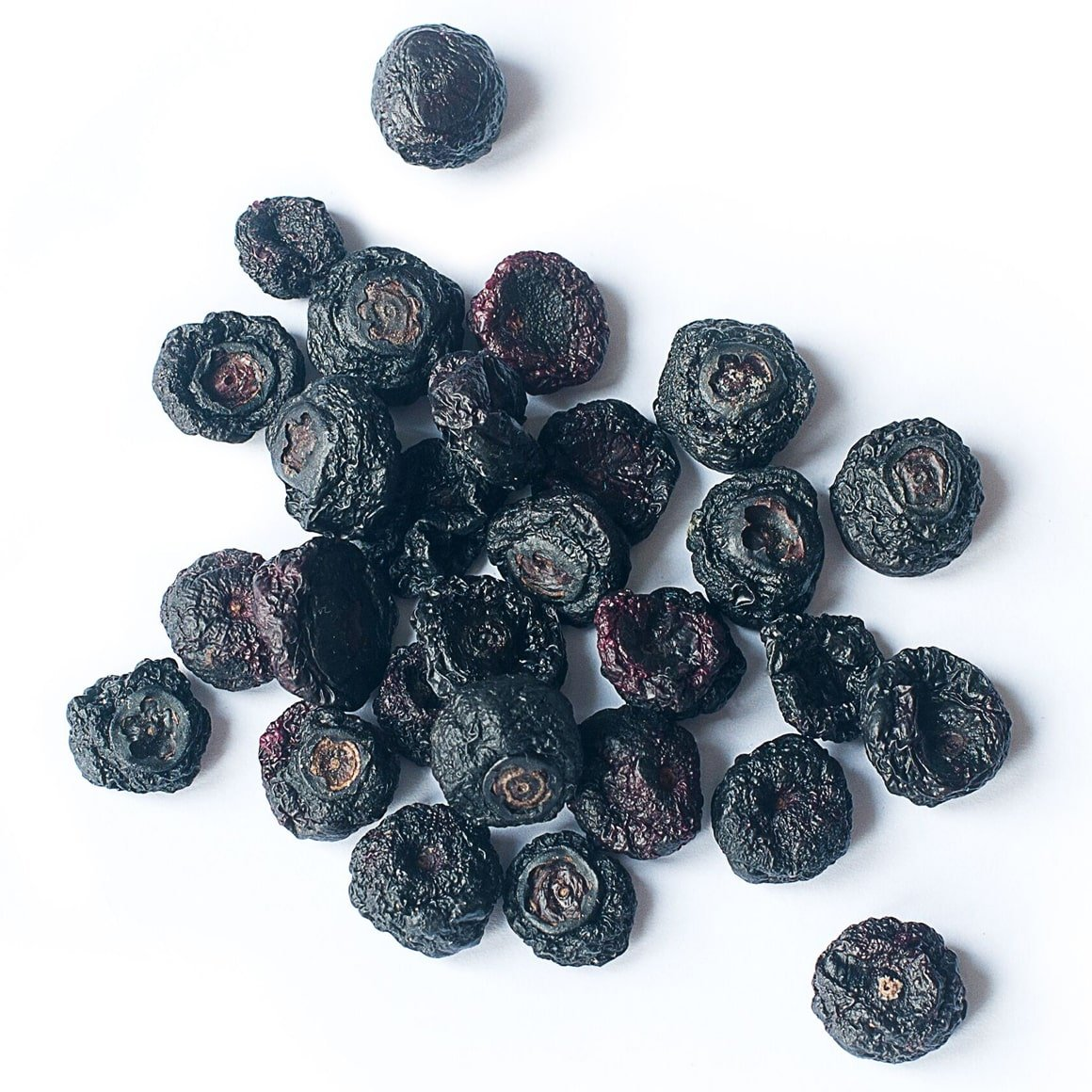 Organic Dried Blueberries