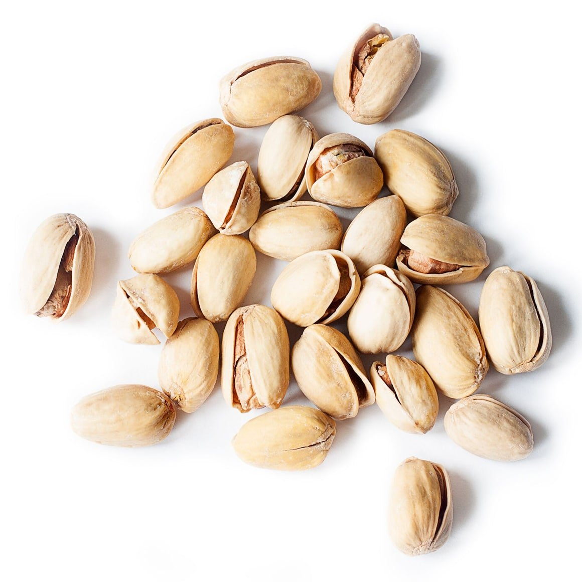 Organic Pistachios Roasted and Salted