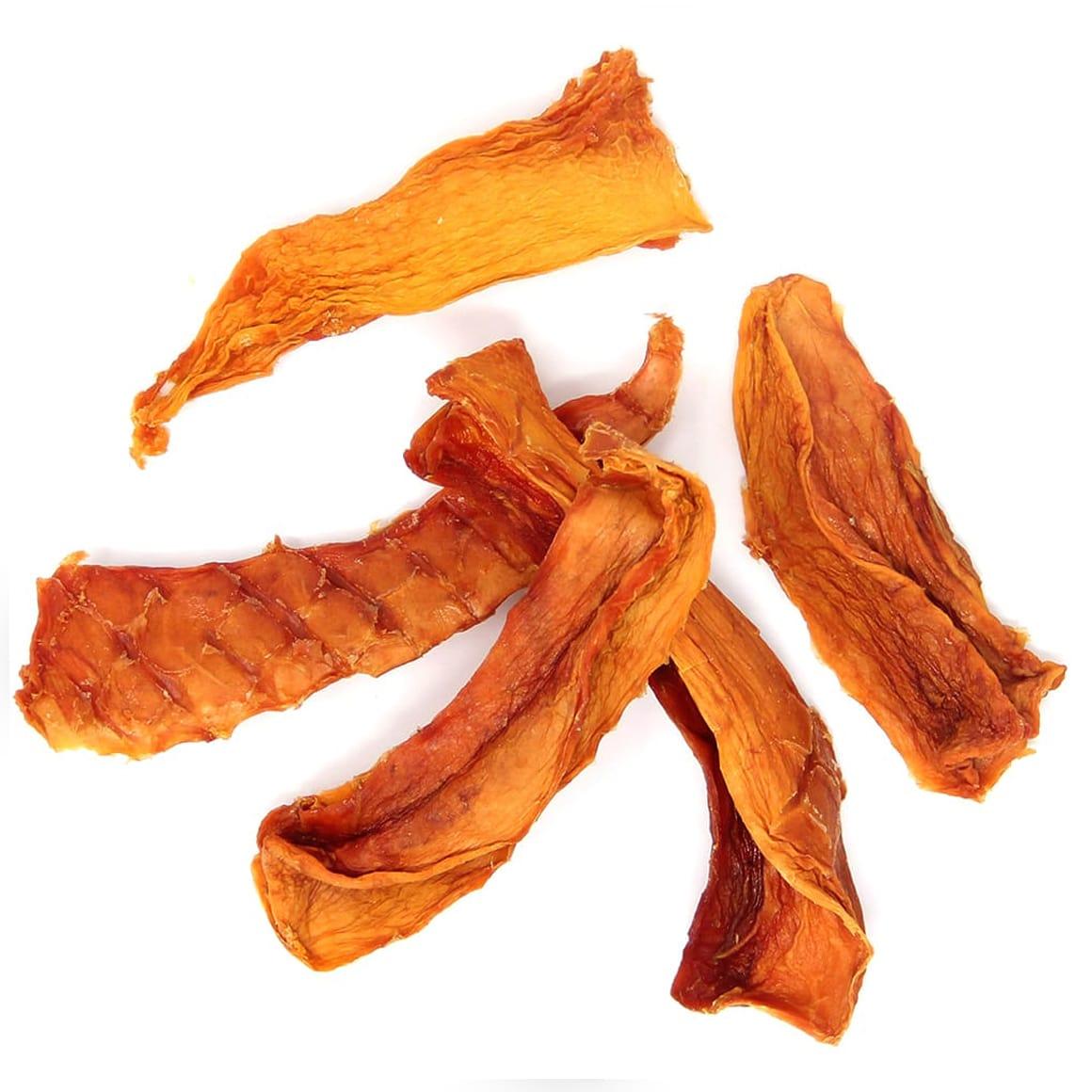Organic Dried Papaya Spears