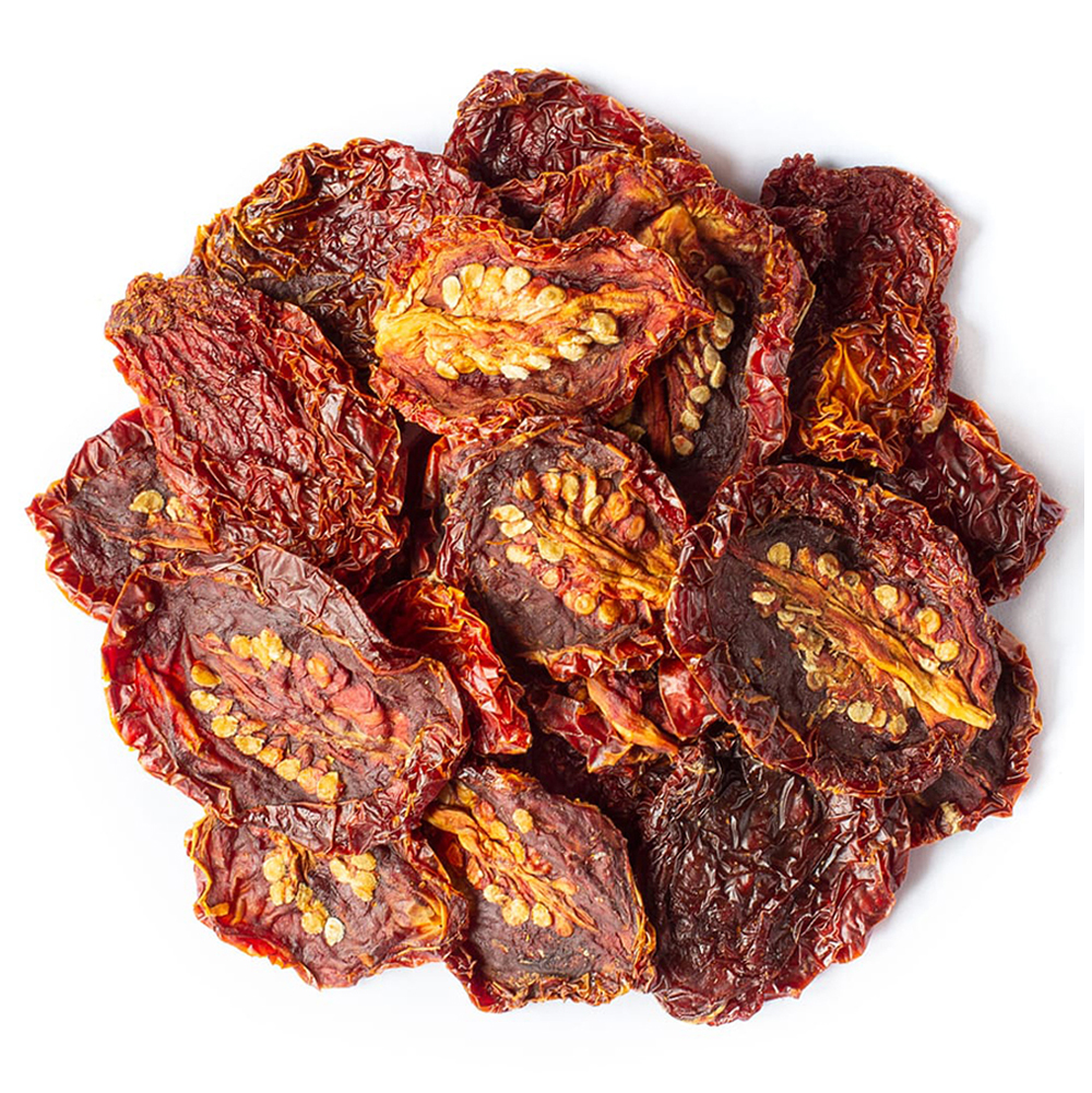 Organic Sun-Dried Tomatoes with Sea Salt