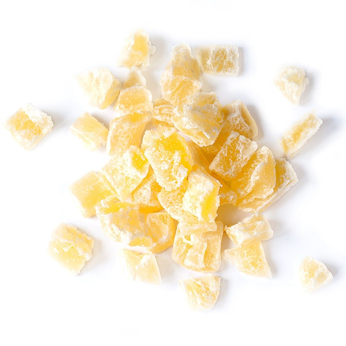 Diced Dried Pineapple