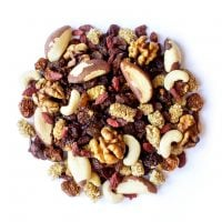 Organic Raw Nut and Berry Trail Mix