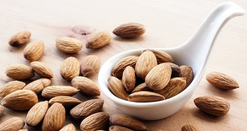 Californian almonds are pasteurized