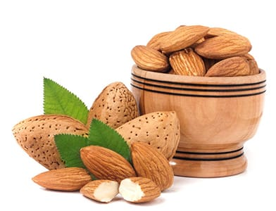 Italian Raw Organic Almonds