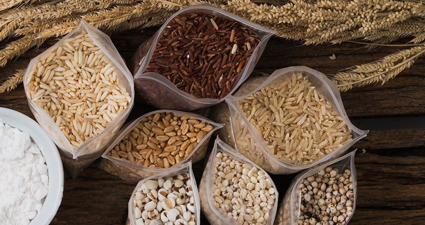 Grains, Seeds, Breads