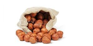 Organic Hazelnuts