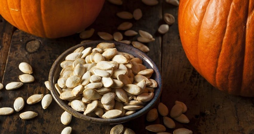 Are Pumpkin Seeds Healthy?