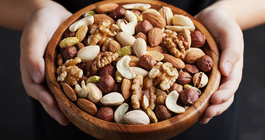 Dry Fruit and Nut Powder