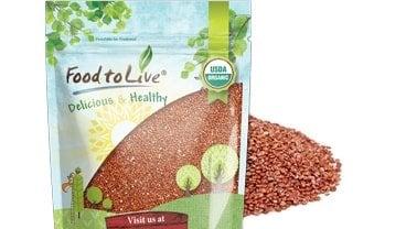 Red-quinoa