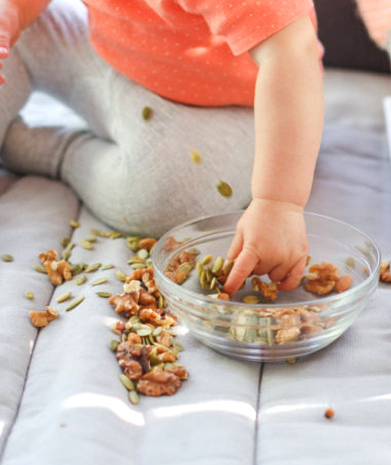 Dry Fruits for Babies: When Is It Safe to Eat Them