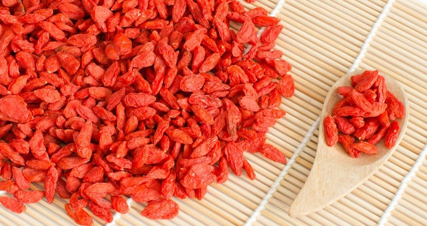 Are Dried Goji Berries Healthy