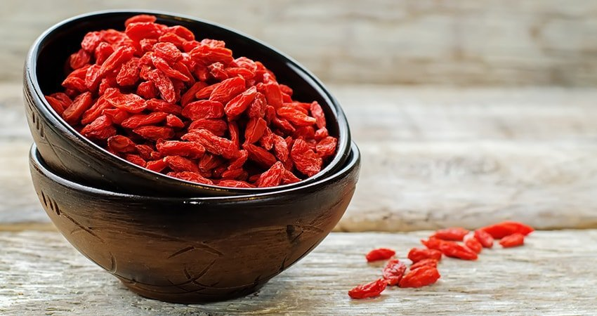 What Are the Health Benefits of Dried Goji Berries