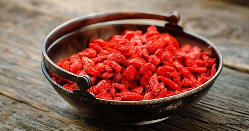 Goji Berries Nutritious Facts