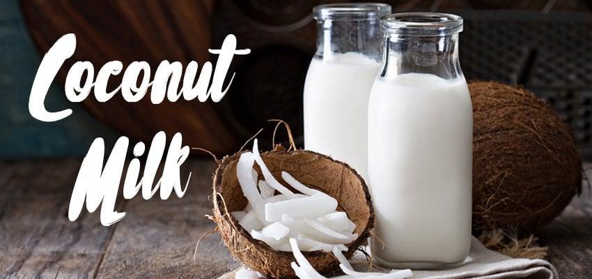 coconut milk face mask