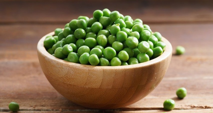 Green Peas Nutrition Facts