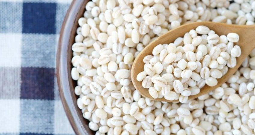 Pearl barley vs barley