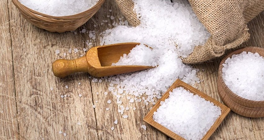 Nutritional Value of Coarse Sea Salt