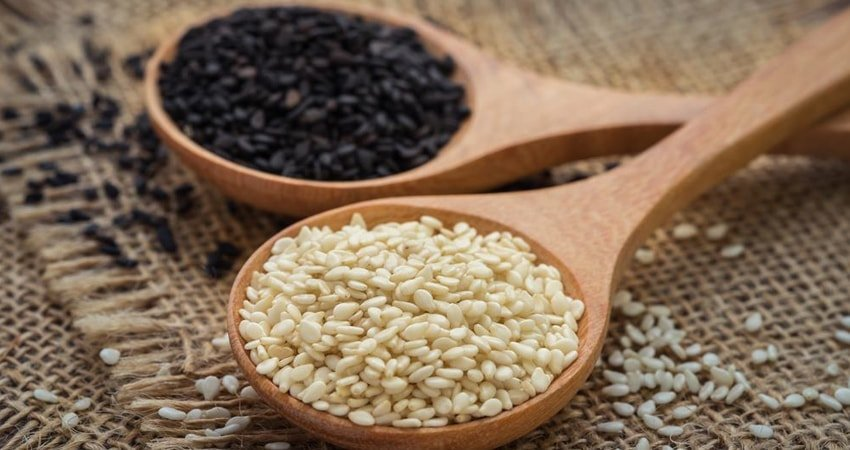 Sesame seeds as a solution for the prevention of cardiovascular diseases.