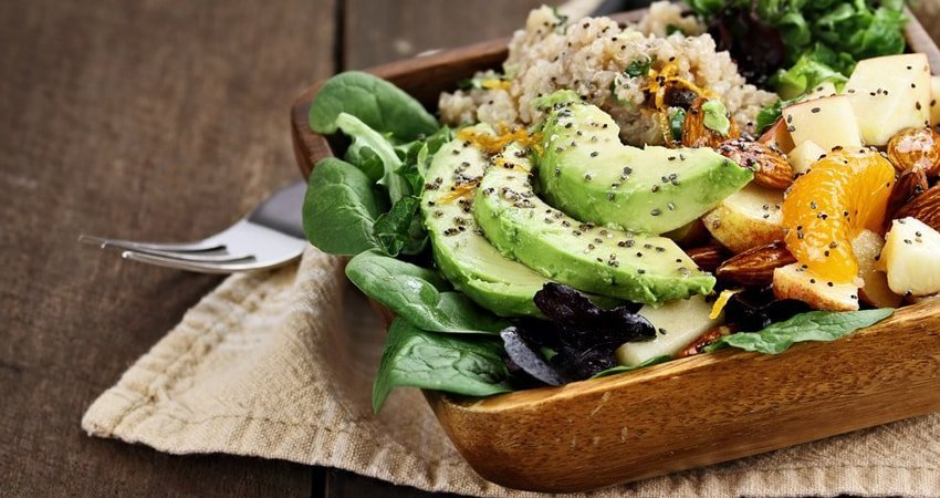 Chia Salad