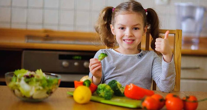 Benefits of a Vegan Diet for Kids