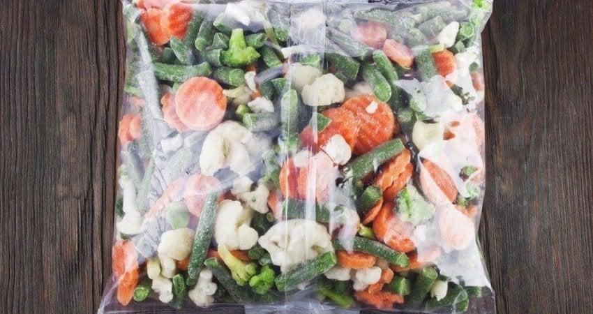 Fresh Vs. Frozen Vegan Foods