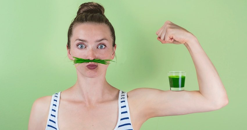 So, Is Wheatgrass Good for You?