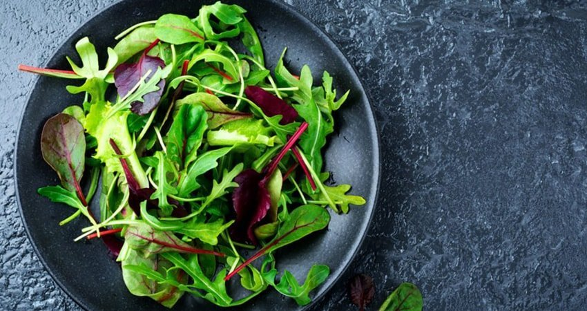 Leafy Greens: The Champion among Foods That Cleanse the Liver
