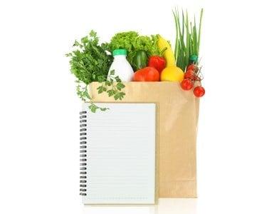 An Average Vegetarian Shopping List: Money-Saving Tips