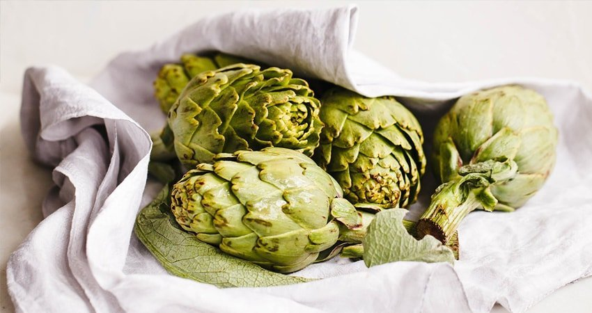 Artichokes for Improved Liver Function