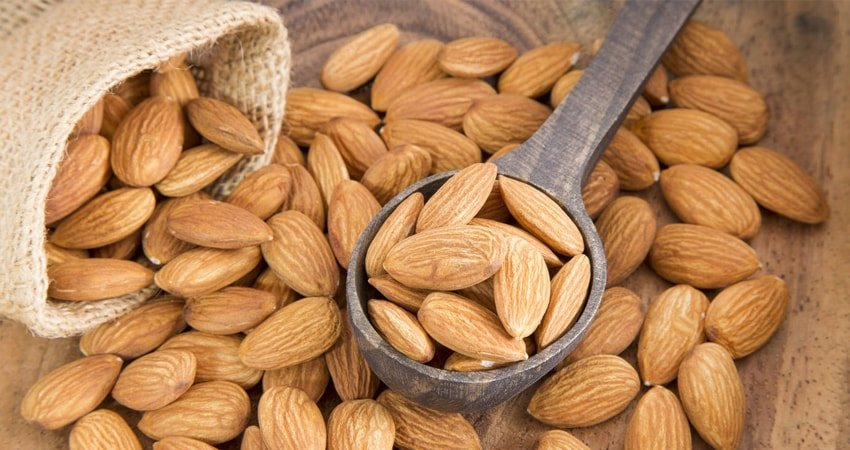 Almonds for Liver Cancer Prevention