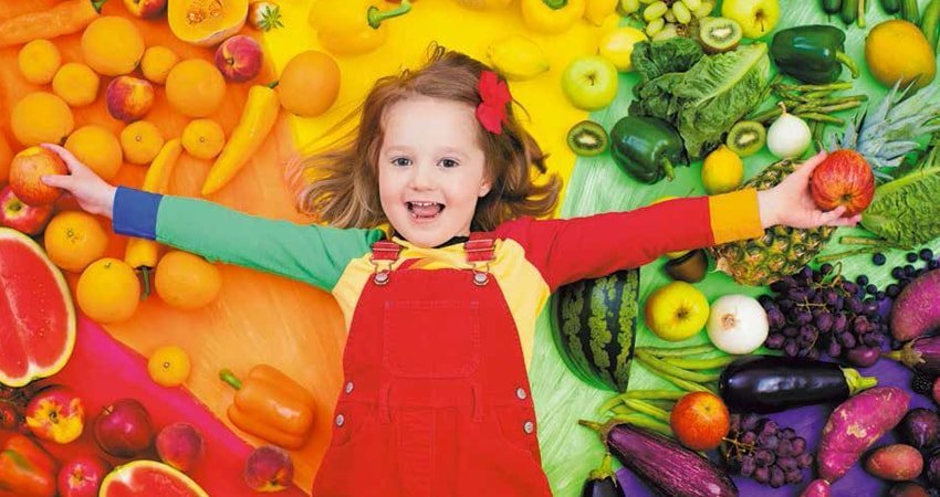 Vegetarian Diet for Children: Nutritional Needs Based on Age