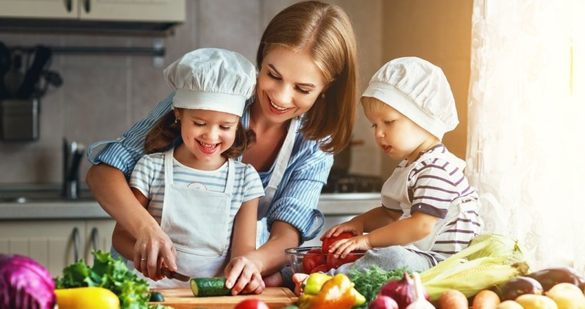 Vegetarian Diet for Children