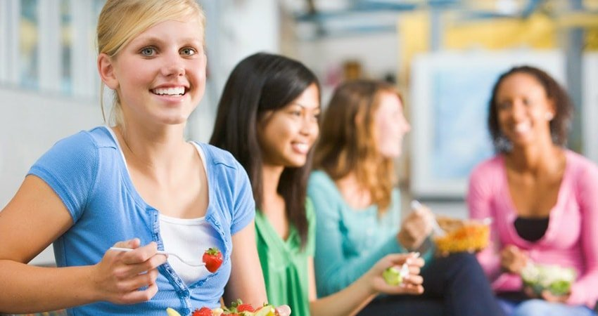 Vegetarian Diet for Teens