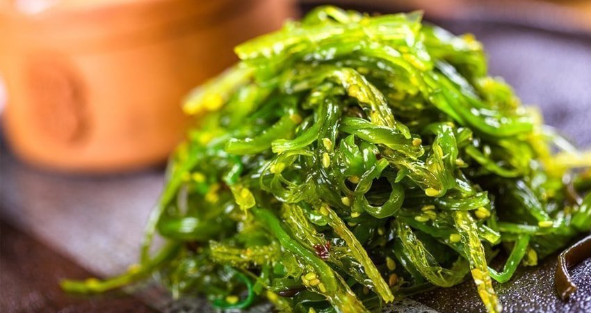 Sea Veggies for Effective Toxin Removal