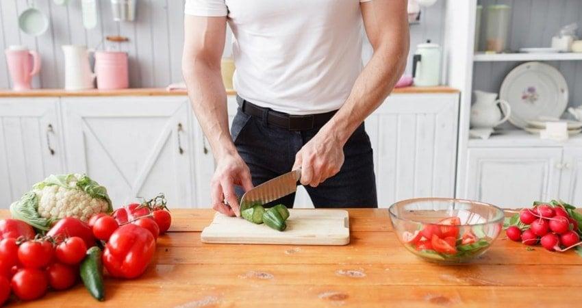 Sample of a Vegetarian Athlete Diet