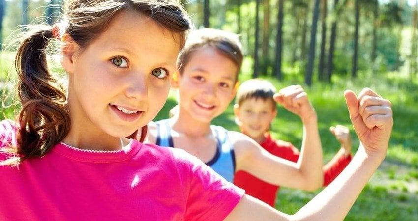 Is a Vegetarian Diet Safe for Children Athletes?
