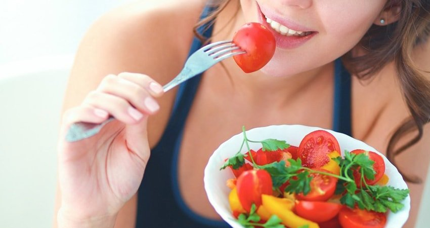 Vegetarian Diet: Essential Nutrients in a Healthy Form