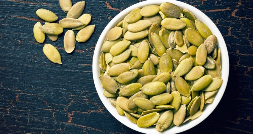 Spiced Pumpkin Seed Butter