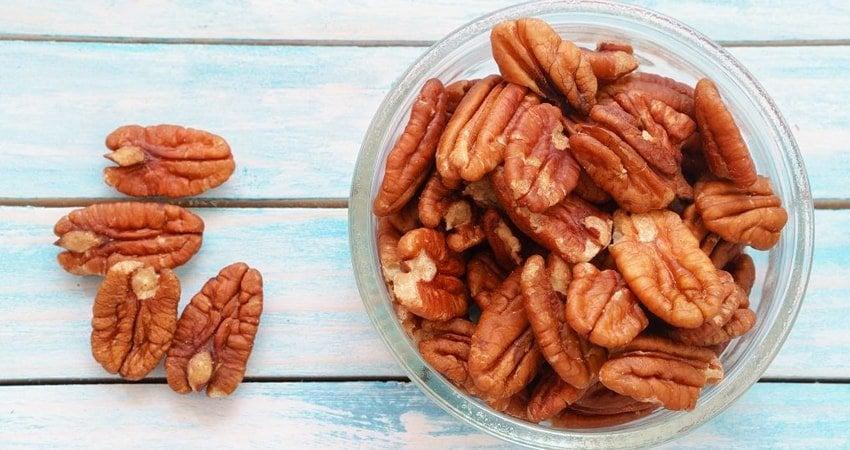 Health Benefits of Pecan Nuts