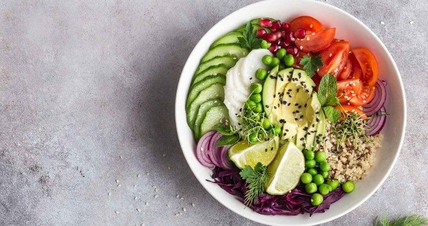Rule #3: Diversify Your Diet