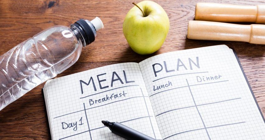 Tip 1: Plan Your Meals