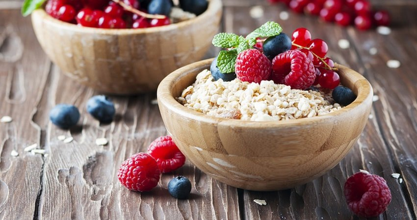 Grains and Berries