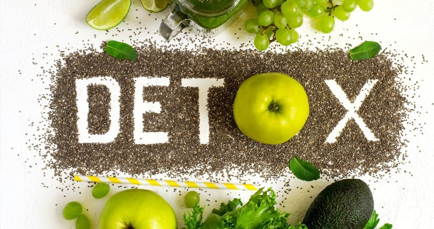 Body Detox Foods for Different Organs