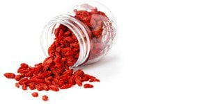 Goji Berries: the Treasury of Antioxidants, Amino Acids, and Minerals