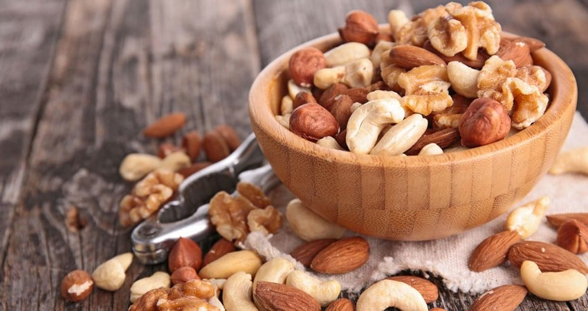 Health Value of Nuts: The Right Kind of Fats