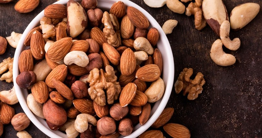 Other Important Benefits of Nuts