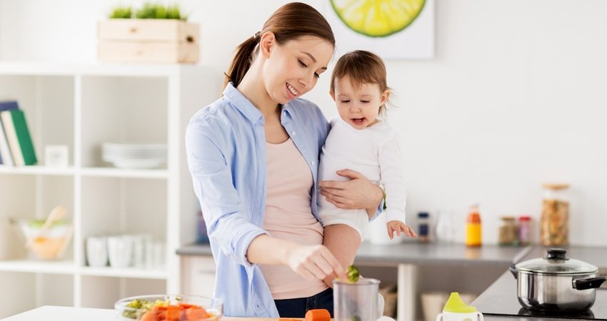 Is Raw Vegan Baby Diet Dangerous